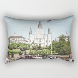 Jackson Square Rectangular Pillow