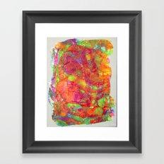 Heave Framed Art Print