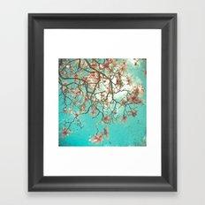 The Hanging Garden Framed Art Print