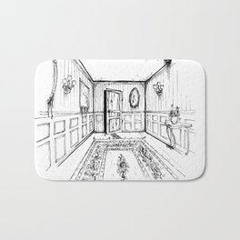 Manoir Bath Mat