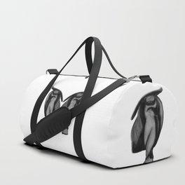 Patience: Figure Drawing Study Duffle Bag