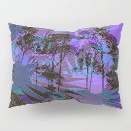 Blue Sunrise Pillow Sham
