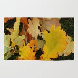 Whimsical Autumn Rug