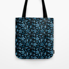 LOVELY FLORAL PATTERN #3 Tote Bag