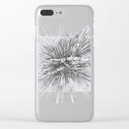 BIG BANG Clear iPhone Case
