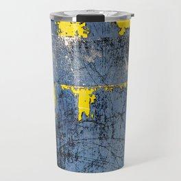 Derelict Metal Travel Mug