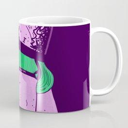 rainbow coach - alternative color Coffee Mug