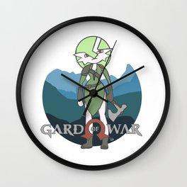 Gard of War Wall Clock