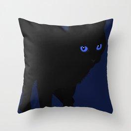 Impatience Throw Pillow