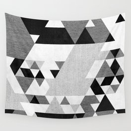The Triangles Wall Tapestry