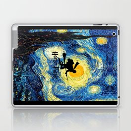 Young wizzard abstract art painting iPhone 4 4s 5 5c, ipod, ipad, pillow case, tshirt and mugs Laptop & iPad Skin
