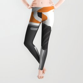 eye robot Leggings