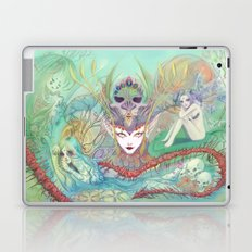 The Secret of Fantasies Laptop & iPad Skin