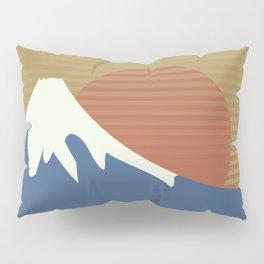 Mount Fuji Pillow Sham