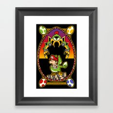 Epic Yoshi's Framed Art Print