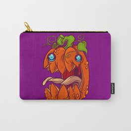 Big Bad Pumpkin Carry-All Pouch