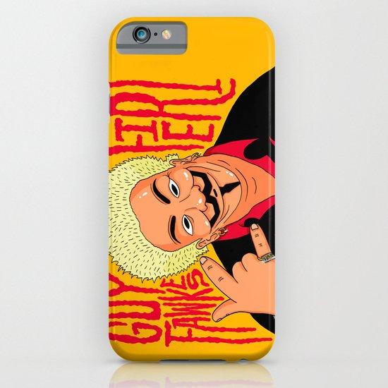 Guy Fawkesieri  iPhone & iPod Case