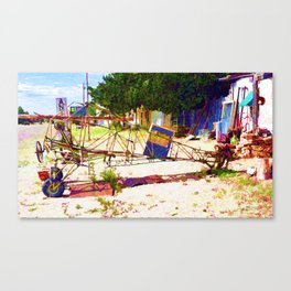 Airplane for Sale  Canvas Print