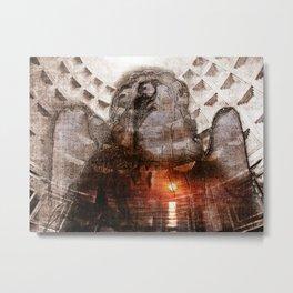 angel of my sorrow Metal Print