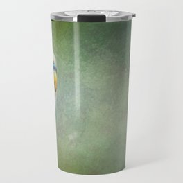 The Budgie Collection - Budgie Pair Travel Mug