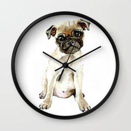 Dorothy the Pug  Wall Clock