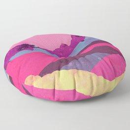 Candy Mountain Floor Pillow