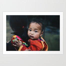 Day 92 - Sapa, Vietnam Art Print