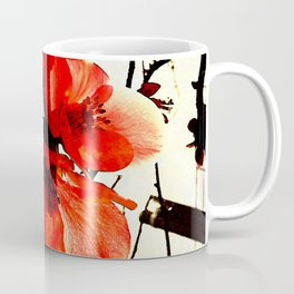 Spring Red 3, Royal Botanical Gardens - Melbourne Coffee Mug
