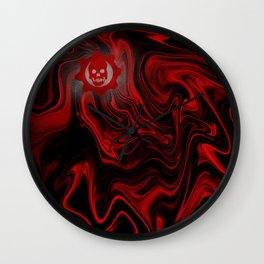 Gears of war inspired Wall Clock