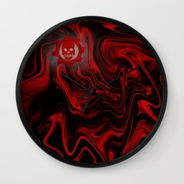 Gears of war inspired Wall Clock