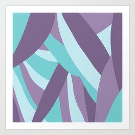 Pucciana Comfy Art Print