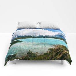 Evergreen Adventure Comforters