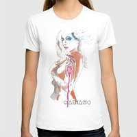 gypsy T-shirts featuring Gypsy by Mariano Daniel