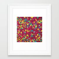 chaos Framed Art Prints featuring Chaos by Arcturus