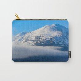 Winter Fog - Turnagain Arm, Alaska Carry-All Pouch
