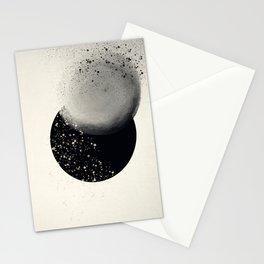 Winter Solstice Modern Art Print Stationery Cards
