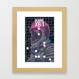 Ikarie XB-1 Framed Art Print