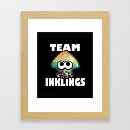 Team Inklings Framed Art Print