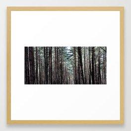 soul howling Framed Art Print