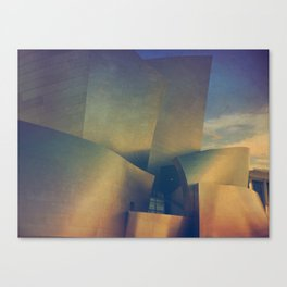 Los Angeles Concert Hall Canvas Print