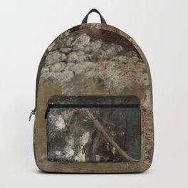 John Singer Sargent - A Capriote Backpack