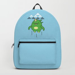 Kawaii Dragon Backpack