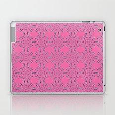 Dragonfruit Pink Circles Laptop & iPad Skin