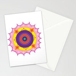 Mandala Pink Stationery Cards