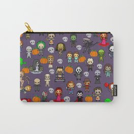 halloween horror special blanket Carry-All Pouch
