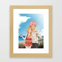 Date Framed Art Print