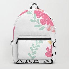 Unicorn Teacher Funny School Teaching Gift Backpack