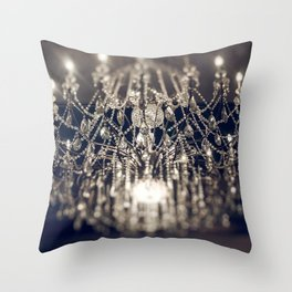 Hollywood Glamour Throw Pillow