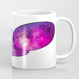 Star Trek Reboot The Enterprise Coffee Mug