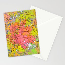 Autumn Watercolors - I Stationery Cards